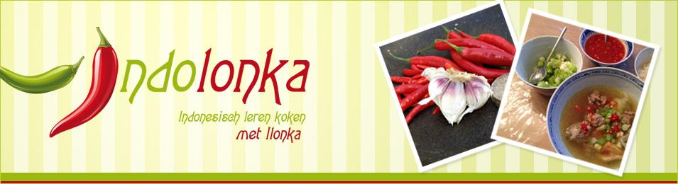 Indolonka - Indonesisch leren koken met Ilonka